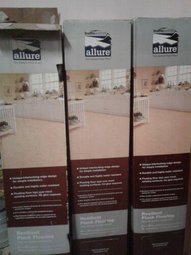 Allure TrafficMaster vinyl floor