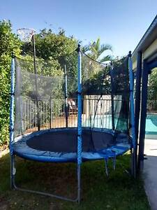 Trampoline - 12 foot round Eatons Hill Pine Rivers Area Preview