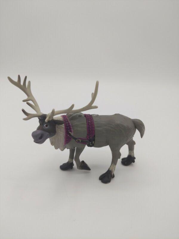 """Disney Frozen Sven Reindeer Cake Topper 3.5"""""""
