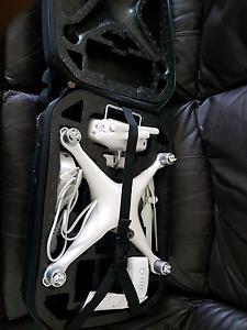 DJI Phantom 4 (4k) drone with backpack Farrar Palmerston Area Preview
