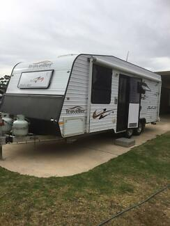 2011 Traveller Bel-Air 20'6 Ensuite-Caravan
