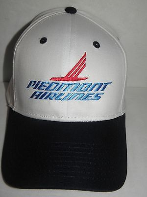 PIEDMONT AIRLINE BASEBALL CAP AIRPLANE PILOT FATHERS DAY / CHRISTMAS GIFT