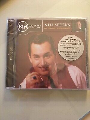 The Very Best of Neil Sedaka by Neil Sedaka (CD, Aug-2001, (The Best Of Neil Sedaka)