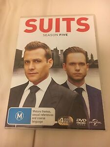 Suits season five Adamstown Newcastle Area Preview