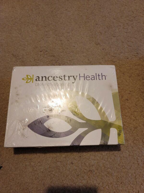 Ancestry Health DNA ACTIVATION KIT