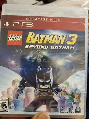 LEGO Batman 3: Beyond Gotham PS3 New PlayStation 3
