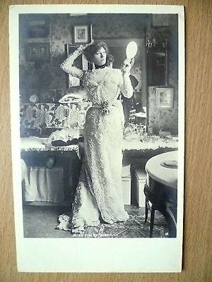 Postcard - Theater Actresses MISS VIOLET VANBRUGH, No. 4330