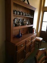 Colonial Style 12 Seat Pine Dining Table + Sideboard Maitland Maitland Area Preview