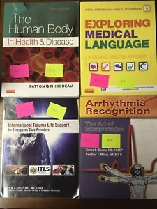 Holland College Healthcare Textbooks