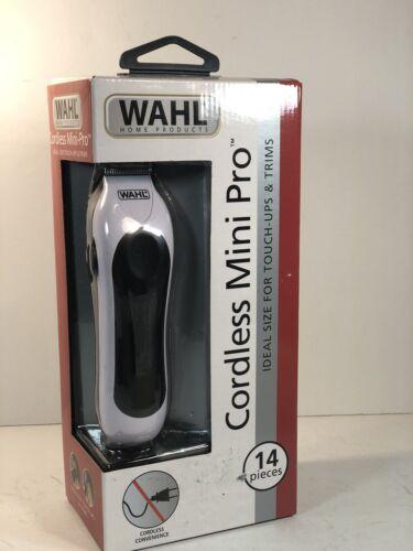 WAHL Cordless Mini Pro Men Haircutting Clipper & Trimmer mac
