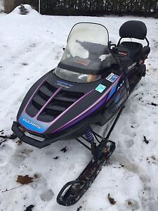 1996 Polaris XLT Indy Touring snowmobile