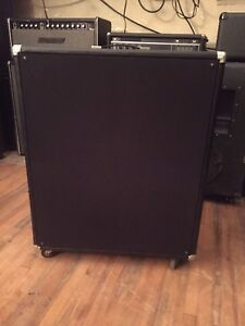 4X12 guitar cab (only 3 speakers)