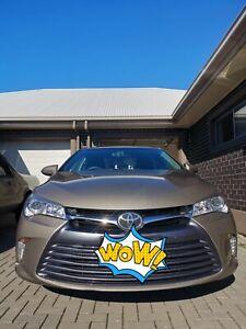 2016 Toyota Camry Altise 6 Sp Automatic 4d Sedan Kurralta Park West Torrens Area Preview