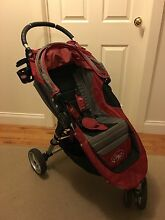 Baby Jogger City Mini Single & Weather cover McLaren Flat Morphett Vale Area Preview