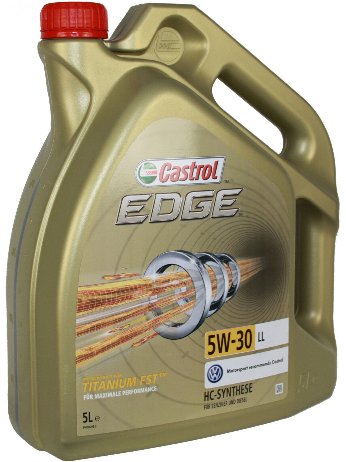 Castrol Edge TITANIUM FST LongLife 3 15669E Motoröl 5w-30 -  5 Liter