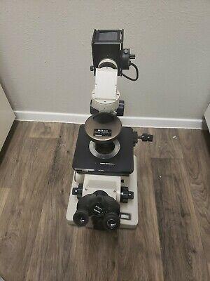 Nikon Diaphot Tmd Microscope Dic Nomarski Phase Contrast . Read