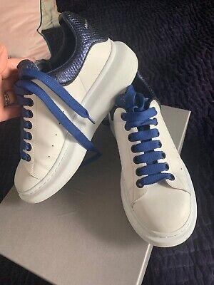 Alexander Mcqueen Sneakers Trainers 6 UK 7 Unisex  £420 Receipt Authentic