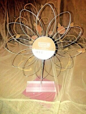 Wire Card Holder (Home Flower Photo Clip Wire Note Memo Card Holder Acrylic Stand Target)