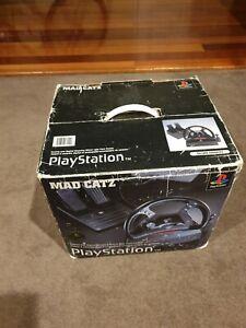 PlayStation 1 Force Feedback Wheel