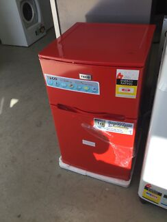 Fridge freezer bar fridge new $375 two years warranty