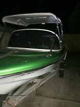 Fibreglass Boat 70hp has reg both boat/trailer cheap project Carrum Downs Frankston Area Preview