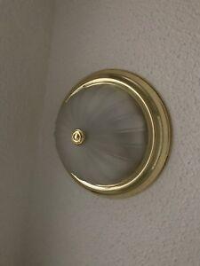 Free Gold/Brass Flush mount