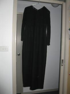 Long Dress With Long Sleeves