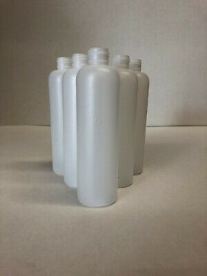 8oz 60ml Hdpe Plastic Bottles 24410 Threaded Neck 381 Bottle Case