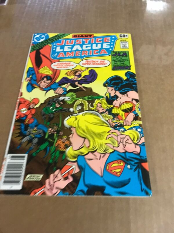 Justice League Of America 157