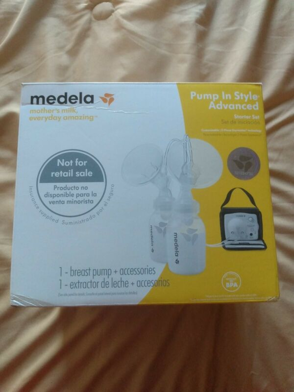 Medela In Style Advanced Breastpump with Accessories