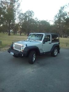 2010 Jeep Wrangler Coupe Bassendean Bassendean Area Preview