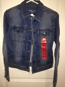Woman's Parasuco Denim Jacket