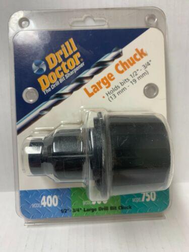 "DRILL DOCTOR SA1751PA 1/2""-3/4"" LARGE DRILL BIT CHUCK"