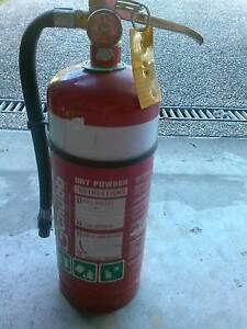 Fire Extinguisher Wallsend Newcastle Area Preview