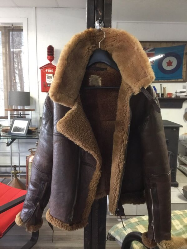 Ww2 Raf Flying Jacket
