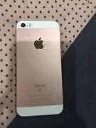 Rose Gold IPhone SE 16GB Lutwyche Brisbane North East Preview