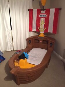 Little Tikes Toddler Pirate Bed