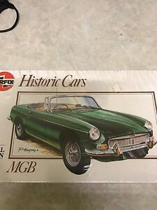 32:1 scale mg model car $20 firm Rosewater Port Adelaide Area Preview