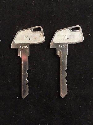 Tec Cash Register Ma Key Az05 Set Of 2