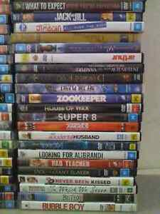 Assorted DVDs St Albans Brimbank Area Preview