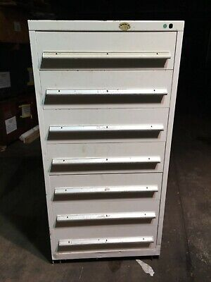 Nu-era Tool Cabinet 7 Drawer Nice Condition