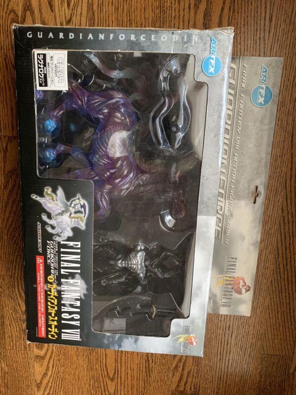 Final Fantasy 8 VIII ODIN Guardian Force Kotobukiya Special edition From Japan