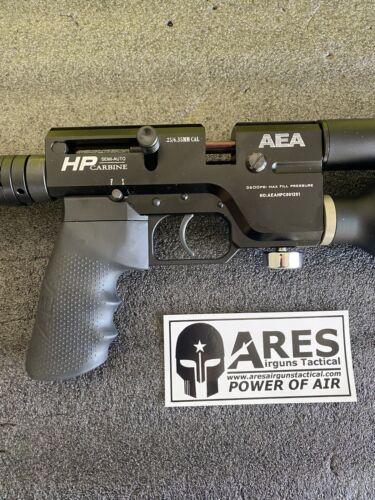 Rifle AEA Precision PCP .25 HP Carbine Semiauto (En stock) Por Zachary AEA US