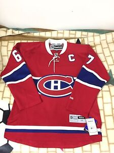 Habs jerseys/ maillot canadiens montreal