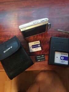 SONY Cyber-shot DSC-T200 (in mint condition)