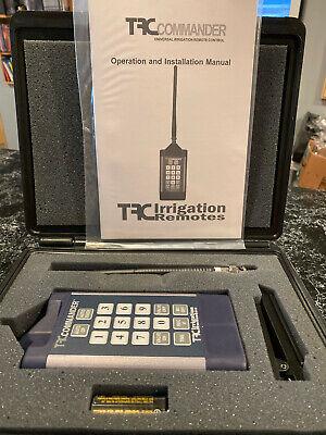TRC 0-1035 Commander 32 Station Sprinkler System Remote Control Transmitter
