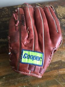 Baseball glove, adult right handed