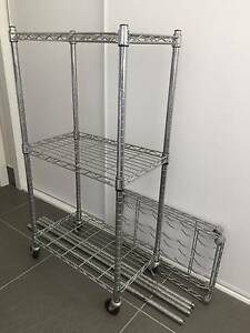 HOWARD SHOWERS KITCHEN TROLLEY & EXTRAS Manly Brisbane South East Preview
