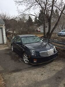 CTS for parting. Mint condition ENGINE!