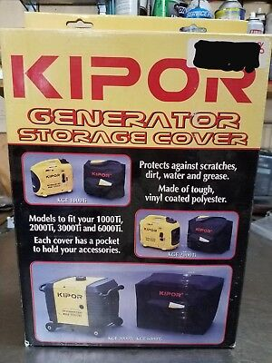Kipor Ig1000 Kge1000ti Portable Generator Cover.